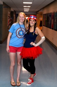 Spirit Week USA day 009
