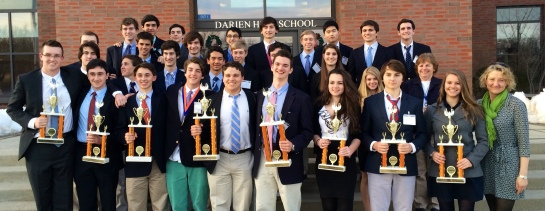 DECA CT State 2015