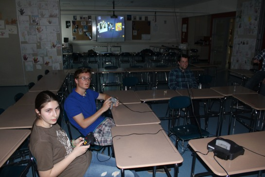 Gaming with the Teachers 021