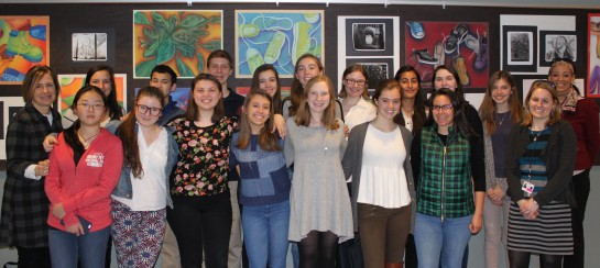 World Language Poetry Contest Participants